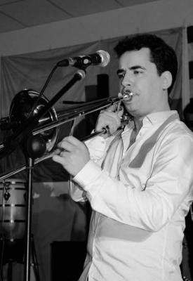 Trombone - Pierre Emmanuel Piano